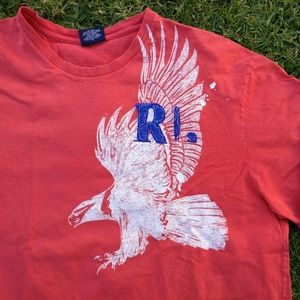 Polo by Ralph Lauren Shirts - Vintage Polo Ralph Lauren Eagle Distressed T-Shirt